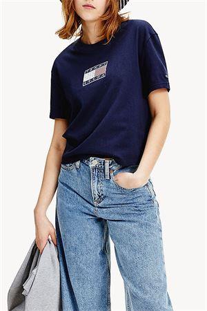 TOMMY JEANS Woman T-Shirt TOMMY JEANS | T-Shirt | DW0DW08482C87