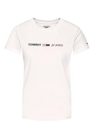 TOMMY JEANS TOMMY JEANS | T-Shirt | DW0DW08486YBR