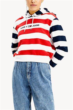 TOMMY JEANS Women's Sweatshirt TOMMY JEANS   Sweatshirt   DW0DW085440A6