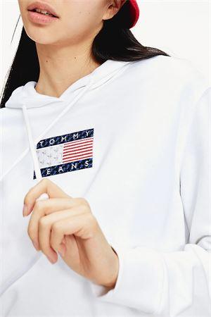 TOMMY JEANS Women's Sweatshirt TOMMY JEANS   Sweatshirt   DW0DW08817YBR