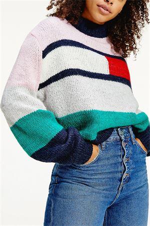 TOMMY JEANS Woman's Sweater TOMMY JEANS | Mesh | DW0DW08868TOJ