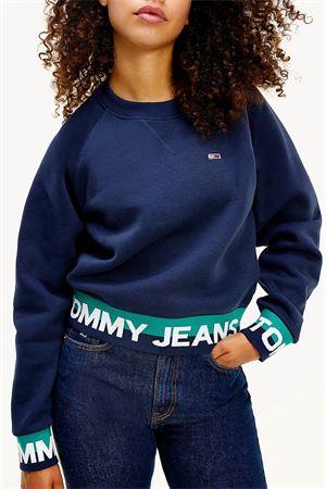 TOMMY JEANS Women's Sweatshirt TOMMY JEANS   Sweatshirt   DW0DW08979C87