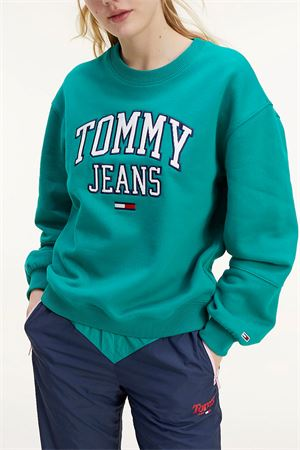 TOMMY JEANS Women's Sweatshirt TOMMY JEANS   Sweatshirt   DW0DW08981L57