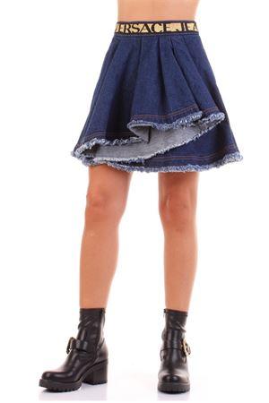 VERSACE JEANS COUTURE Women's miniskirt VERSACE JEANS COUTURE | Skirt | A9HZB302.AO954904 ZDM802