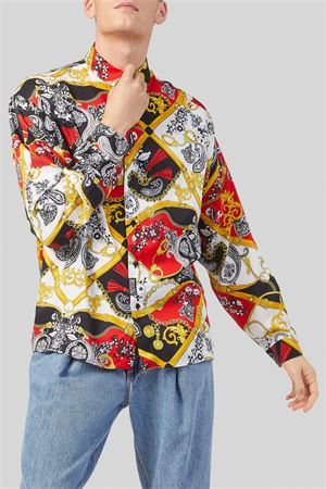 VERSACE JEANS COUTURE VERSACE JEANS COUTURE | Camicia | B1GZA6S8.S0827500 ZUP201