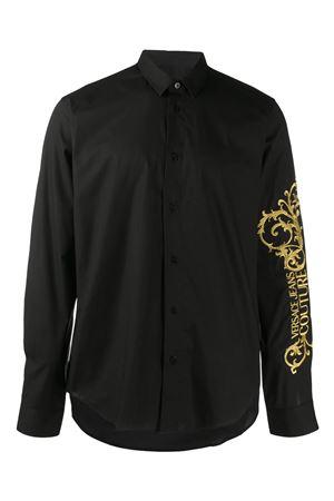 VERSACE JEANS COUTURE Men's shirt VERSACE JEANS COUTURE | Shirt | B1GZB6S5 30421899 ZUM201