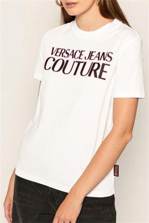 VERSACE JEANS COUTURE T-Shirt Donna VERSACE JEANS COUTURE   T-Shirt   B2HZA7KF.30327003 ZDP613