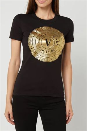 VERSACE JEANS COUTURE T-Shirt Donna VERSACE JEANS COUTURE   T-Shirt   B2HZA7TC.30319K42 ZDP608