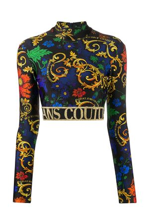 VERSACE JEANS COUTURE Top Donna VERSACE JEANS COUTURE | T-Shirt | B2HZB712.S0863983 ZDM617