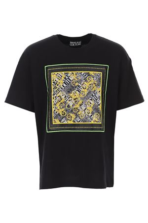 VERSACE JEANS COUTURE Men's T-Shirt VERSACE JEANS COUTURE |  | B3GZA7EB.30311K42 ZUP610