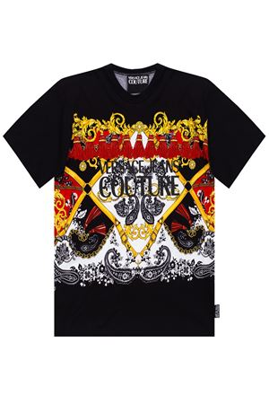 VERSACE JEANS COUTURE Men's T-Shirt VERSACE JEANS COUTURE |  | B3GZA7KA.30327899 ZUP601