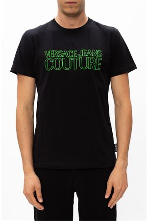 VERSACE JEANS COUTURE T-Shirt Uomo VERSACE JEANS COUTURE   T-Shirt   B3GZA7KG.30327899 ZUP600