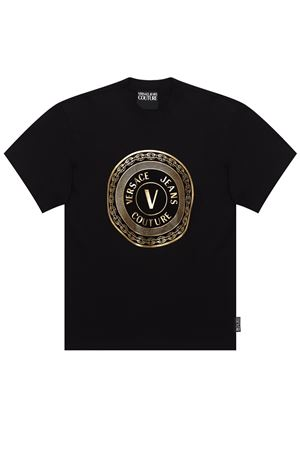 VERSACE JEANS COUTURE Men's T-Shirt VERSACE JEANS COUTURE | T-Shirt | B3GZA7TK.30319K42 ZUP601