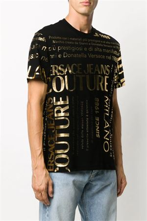 VERSACE JEANS COUTURE T-Shirt Uomo VERSACE JEANS COUTURE   T-Shirt   B3GZA7TL.30319K42 ZUP600