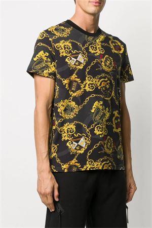 VERSACE JEANS COUTURE Men's T-Shirt VERSACE JEANS COUTURE | T-Shirt | B3GZB7S0 S0930899 ZUM 600