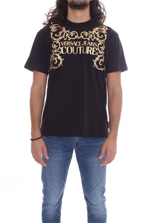 VERSACE JEANS COUTURE T-Shirt Uomo VERSACE JEANS COUTURE | T-Shirt | B3GZB7TI 30319K42 ZUM601