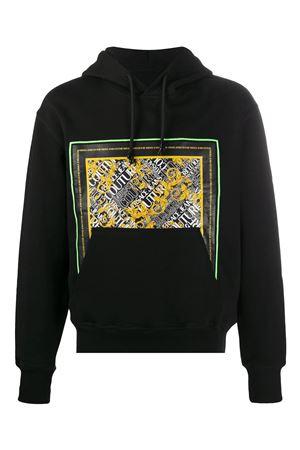 VERSACE JEANS COUTURE Men's Sweatshirt VERSACE JEANS COUTURE | Sweatshirt | B7GZA7ED.30310K42 ZUP304