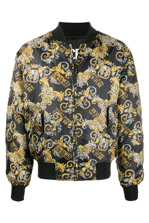VERSACE JEANS COUTURE Jacket Man VERSACE JEANS COUTURE | Jacket | C1GZA9C7.25131899 ZUP407