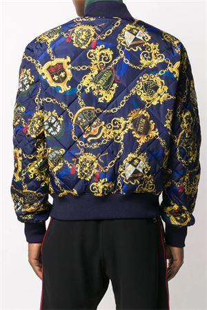 VERSACE JEANS COUTURE Men's jacket VERSACE JEANS COUTURE | Jacket | C1GZB9A7 25161239 ZUM407