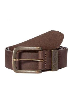 WRANGLER METAL LOOP belt WRANGLER | Belt | W0080US85