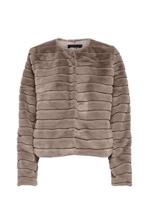 Giacca Donna Modello LOUISE ONLY | Giacca | 15228664Taupe Gray