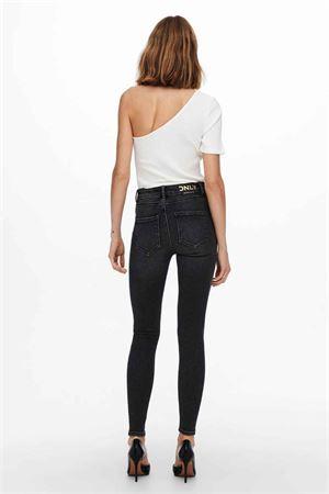 Jeans Donna Modello MILA ONLY | Jeans | 15231277Black Denim