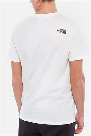 T-Shirt Uomo Modello S/S EASY TEE THE NORTH FACE | T-Shirt | NF0A2TX3FN4