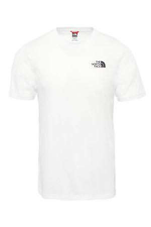 T-Shirt Uomo Modello S/S SIMPLE DOME THE NORTH FACE | T-Shirt | NF0A2TX5FN4