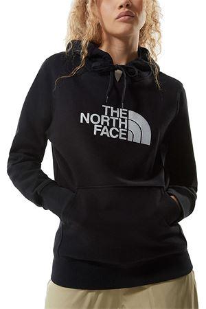 Felpa Donna Modello DREW PEAK THE NORTH FACE | Felpa | NF0A55ECJK3