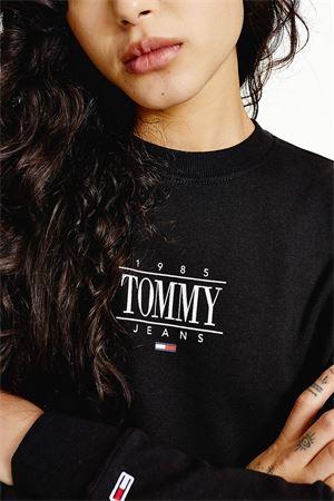 Felpa Donna TOMMY JEANS | Felpa | DW0DW11046BDS