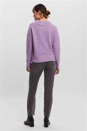Pullover Donna Hyacinth VERO MODA | Maglia | 10201022Detail-MELANGE