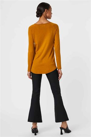 Women's Chai Tea Sweater VERO MODA | Mesh | 10220902Chai Tea