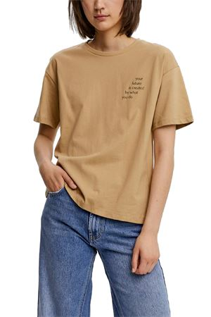 T-Shirt Donna VERO MODA | T-Shirt | 10235139Detail-BLACK DIAGONAL