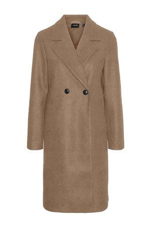 Woman Coat VERO MODA | Coat | 10248236Tobacco Brown