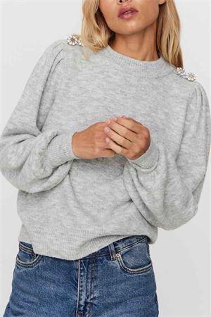 Maglia Donna VERO MODA | Maglia | 10251189Light Grey Melange