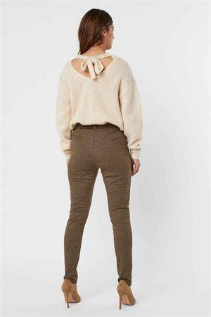 Leggings Donna VERO MODA | Legging | 10251885Checks-BLACK
