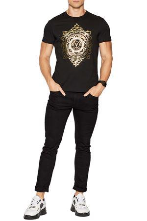 T-Shirt Uomo VERSACE JEANS COUTURE | T-Shirt | 71GAHF05 CJ00FG89