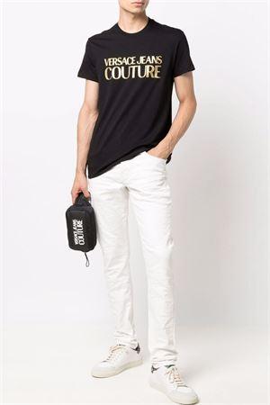 T-Shirt Uomo VERSACE JEANS COUTURE | T-Shirt | 71GAHT04 CJ00TG89