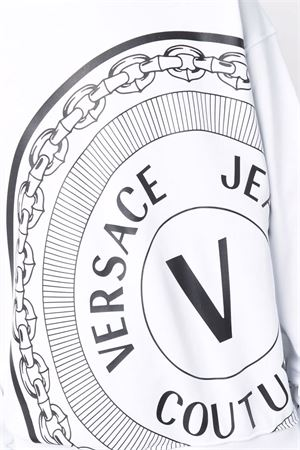 Felpa Uomo VERSACE JEANS COUTURE | Felpa | 71GAIT11 CF00T003