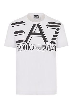 ARMANI EA7 T-Shirt Uomo ARMANI EA7 | T-Shirt | 3HPT09 PJ02Z1100