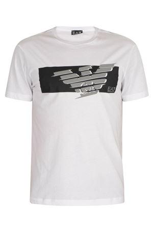 ARMANI EA7 T-Shirt Uomo ARMANI EA7 | T-Shirt | 3HPT48 PJT3Z1100