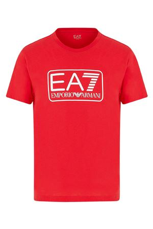 ARMANI EA7 T-Shirt Uomo ARMANI EA7 | T-Shirt | 8NPT10 PJNQZ1450
