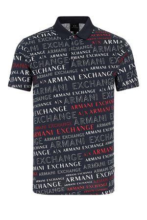 ARMANI EXCJANGE Polo Uomo ARMANI EXCHANGE | Polo | 3HZF93 ZJH4Z8535