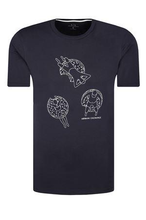 ARMANI EXCHANGE Men's T-Shirt ARMANI EXCHANGE |  | 3HZTHL ZJBVZ1510