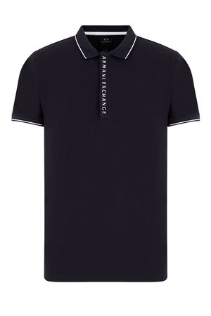 ARMANI EXCHANGE Men's Polo Shirt ARMANI EXCHANGE |  | 8NZF71 ZJH2Z1510