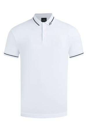 ARMANI EXCHANGE Men's Polo Shirt ARMANI EXCHANGE |  | 8NZFFL ZJ5DZ1100
