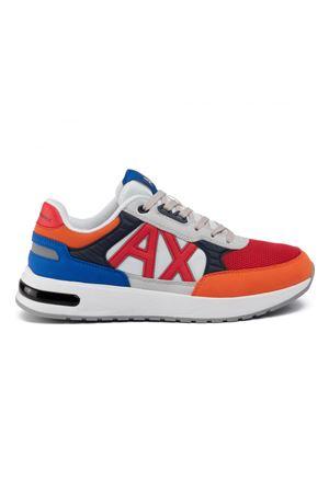 ARMANI EXCHANGE Sneackers Uomo ARMANI EXCHANGE | Sneakers | XUX052 XV205A500