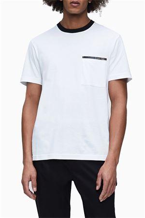 CALVIN KLEIN T-Shirt Uomo CALVIN KLEIN | T-Shirt | K10K105172YBS