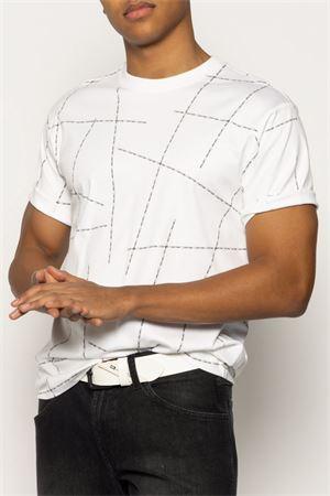 CALVIN KLEIN T-Shirt Uomo CALVIN KLEIN | T-Shirt | K10K105173YBS