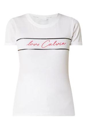 CALVIN KLEIN Woman T-Shirt CALVIN KLEIN |  | K20K201857YBS